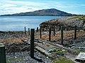 Ruined jetty - geograph.org.uk - 168920.jpg