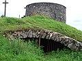 Ruines souterrain - ancien château de Château-Chinon.jpg