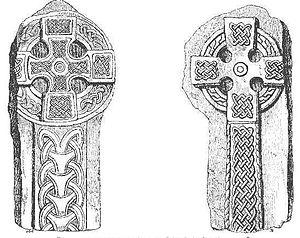 Joseph George Cumming - Image: Runiccrosspicture