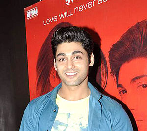 Ruslaan Mumtaz - Ruslaan Mumtaz at the audio release of I Don't Luv You