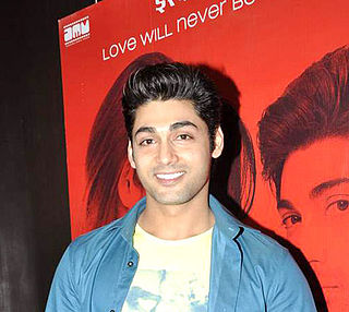 Ruslaan Mumtaz Indian actor, born 1982