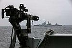 Russian cruiser Marshal Ustinov MOD 45164873.jpg