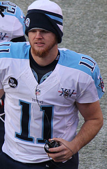 Rusty Smith (American football).JPG