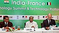 S. Jaipal Reddy at the inauguration of India-France Technology Summit & Technology Platform, jointly organized by Department of Science and Technology, CII and French Embassy.jpg