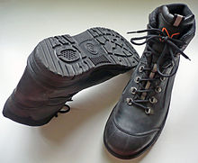 Steel toe boot Wikipedia