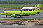 S7 Airlines, VP-BOJ, Airbus A320-214 (16455354622) (2).jpg