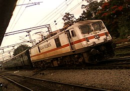 SC-Patna Express with Lallaguda WAP7 series loco 03.jpg