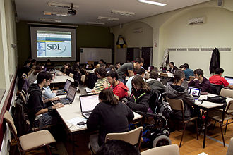 Simple DirectMedia Layer - Workshop on SDL, University of Cádiz