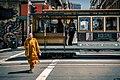 SFO Streets the monk (21866671420).jpg