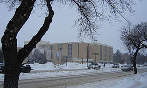 Saskatchewan Polytechnic - SIAST's Kelsey Campus in the Central Industrial and Lawson SDA areas of Saskatoon