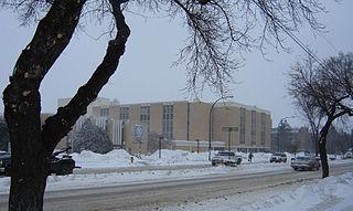 Central Industrial, Saskatoon Neighbourhood in Saskatoon, Saskatchewan, Canada