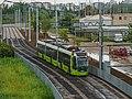 SPB Chizhik tram at Ladozhskaya asv2018-07.jpg
