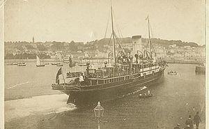 SS Stella (1890) - Image: SS Stella