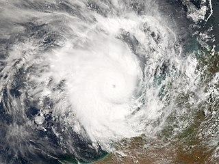 Cyclone Glenda Category 5 Australian region cyclone in 2006