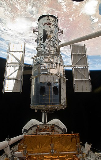 2009 in spaceflight - The Hubble Space Telescope was serviced for the last time during the STS-125 mission