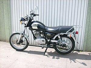 Suzuki  Tux Volty