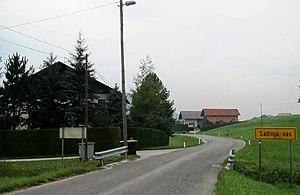 Sadinja Vas, Ljubljana - Sadinja Vas