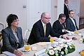 Saeimas priekšsēdētāja tiekas ar Somijas parlamenta priekšsēdētāju (8388195031).jpg