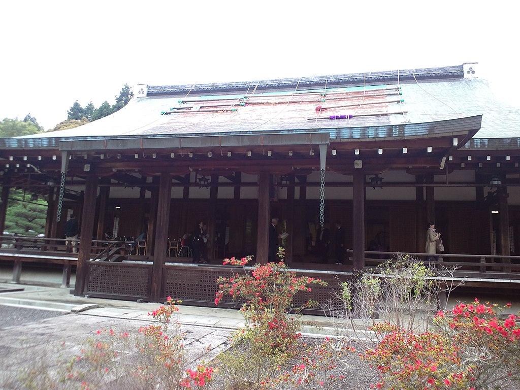 Saihô-ji Temple - Main temple