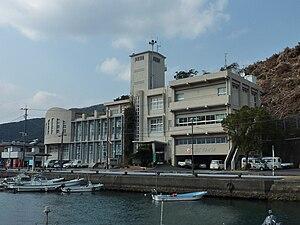 Saiki, Ōita - Saiki City