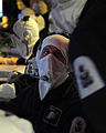 Sailor in HMS Montrose Operations Room During Exercise MOD 45153939.jpg