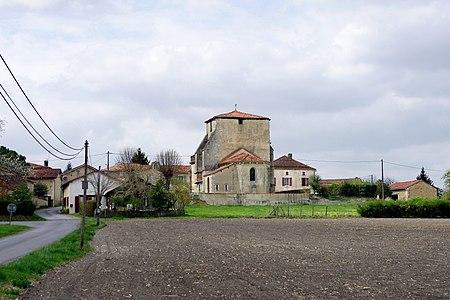 Saint-Martial, Charente