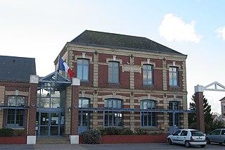 Saint-Nicolas-de-la-Taille Commune in Normandy, France