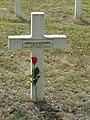 Saint-Rémy-la-Calonne (Meuse) nécropole nationale (11) tombe d'Alain-Fournier.JPG