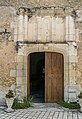 Saint John the Baptist church of Chenonceaux 03.jpg