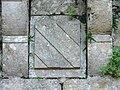 Sainte-Mondane château Fénelon 2e châtelet armes.JPG