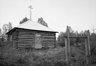 National Register of Historic Places listings in Bethel Census Area, Alaska - Image: Saints Constantine And Helen Chapel