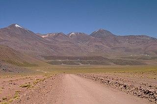 Sairecabur mountain