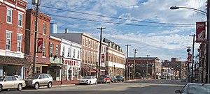 Salem, New Jersey - Image: Salem NJ