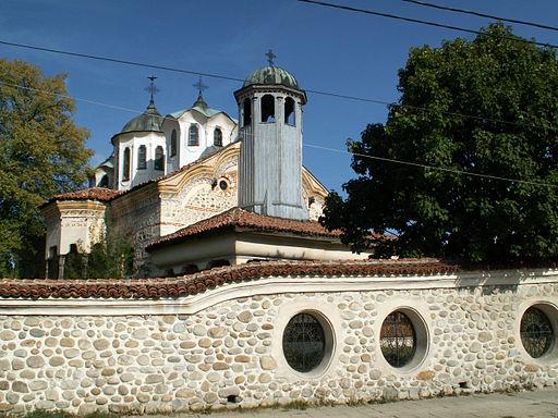 Samokov-St-Nicolas-Church