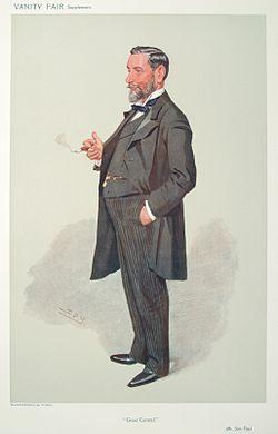 Samuel fay vanity fair 30 october 1907