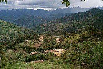 Celaque National Park - Image: San Isidro View