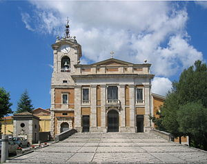 Roman Catholic Diocese of Anagni-Alatri - Co-cathedral in Alatri