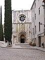 San Pedro de Galligants. Fachada principal.jpg