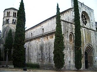 Sant Pere de Galligants - Sant Pere de Galligants.