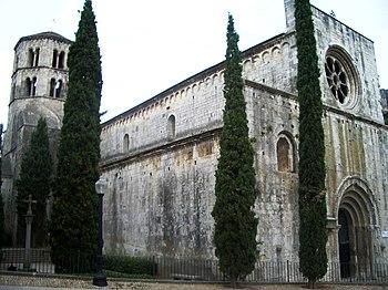 Sant Pere de Galligans