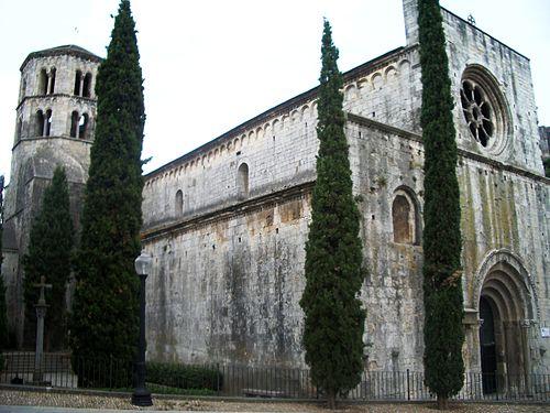 Sant Pere De Galligants Wikiwand