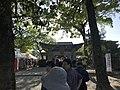 Sando of Sakamoto Hachiman Shrine.jpg