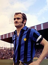 Sandro Mazzola played for the highly successful Inter team remembered by  the name of