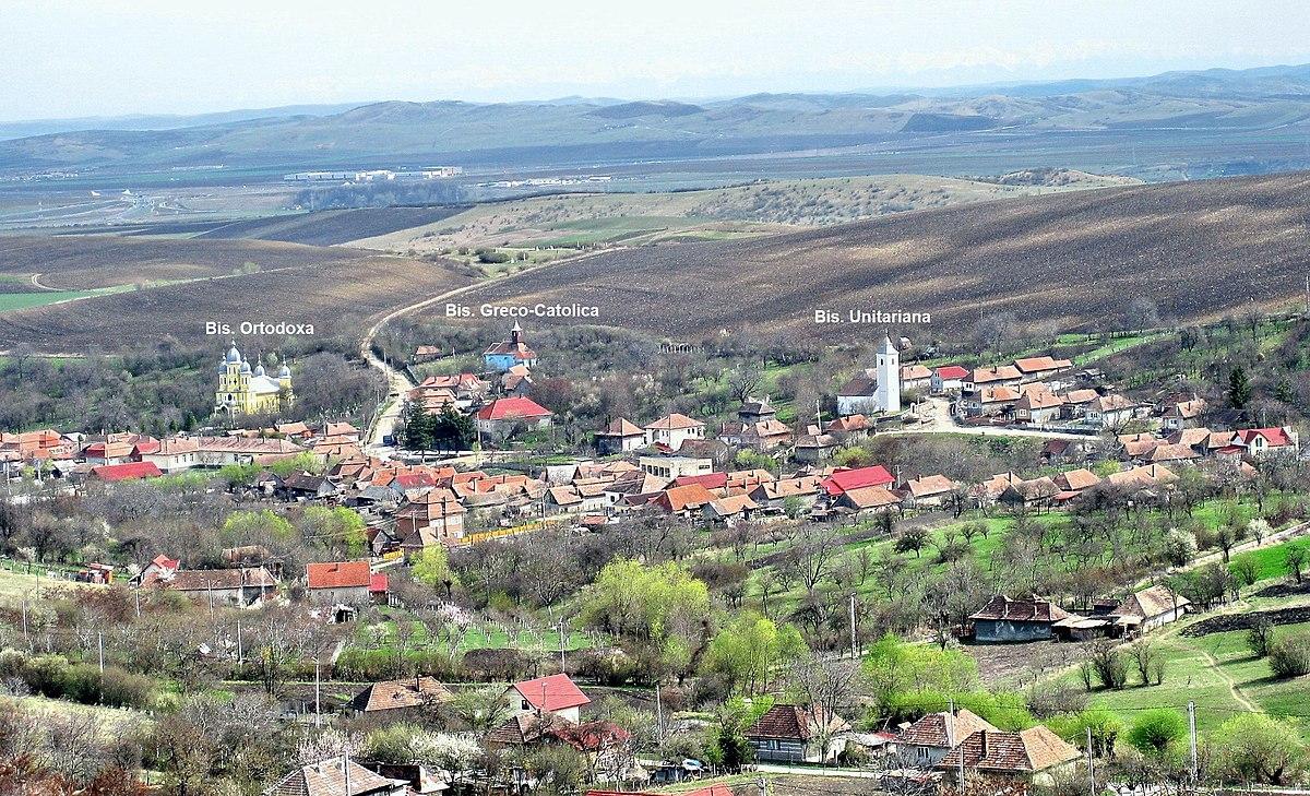 Comuna Săndulești Cluj Wikipedia