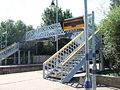 Sandwich railway station footbridge in 2008.jpg