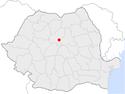 Sangeorgiu de Padure in Romania.png