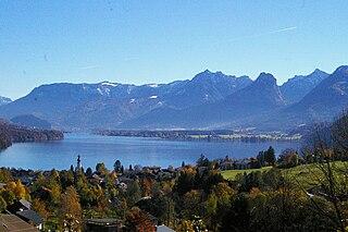 Salzkammergut Mountains