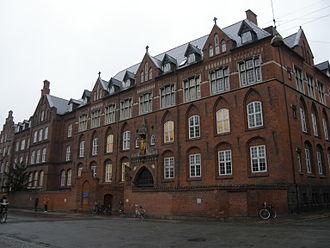 Griffenfeldsgade - St. Joseph's Hospital