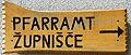 Sankt Margareten im Rosental zweisprachiges Schild 25052007 02.jpg