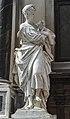 Santa Maria dei Carmini (Venice) - Altare della Scuola dei Carmini - Umilità - Giuseppe Torretti.jpg